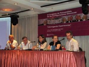 Conferencia tratados socio históricos - Mesa completa