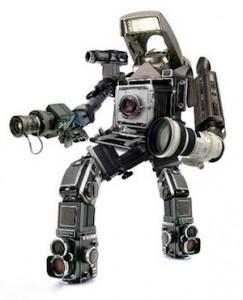 todos fotografos robot-clic