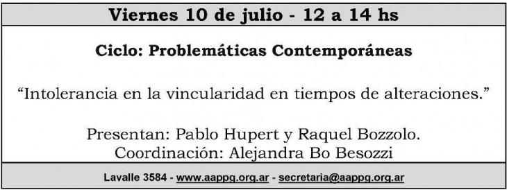 AAPPG julio 2015