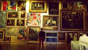 Museo cuadros imagenes