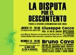 Presentación del Libro La Multitud se fue al desierto, de Bruno Cava