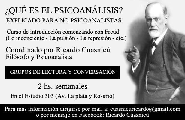 grupo etudio psicoanalisis