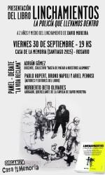 Linchamientos el 30/9 en Rosario