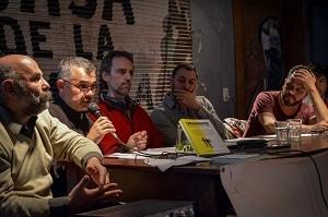 Linchamientos en Rosario mesa