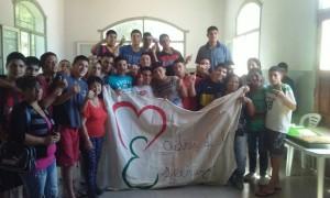 Las Madres visitando a los jóvenes en Centro Cerrado Carlos Ibarra de la Ciudad de La Plata
